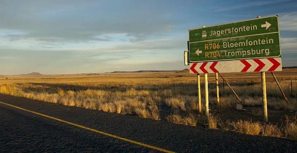 Reisgidsen en kaarten Zuid-Afrika