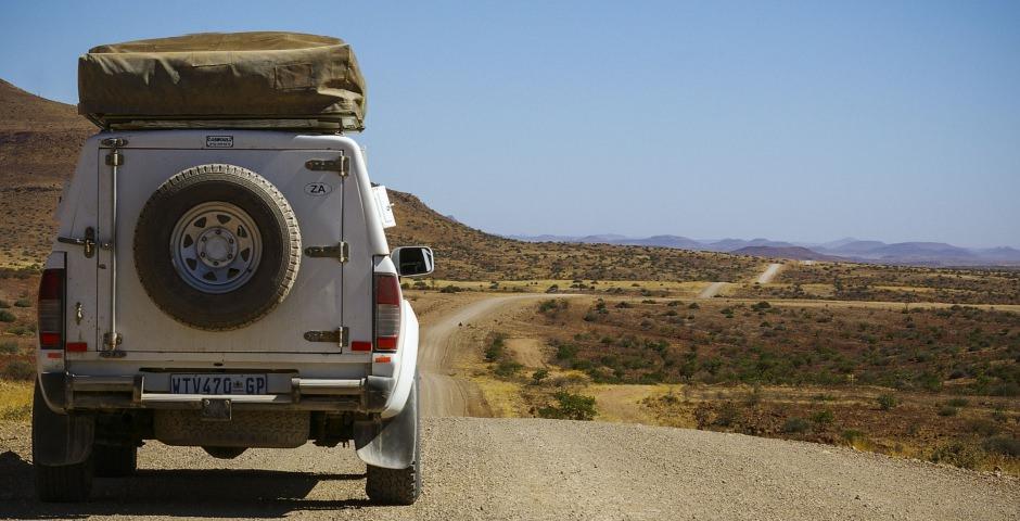 Wat is een selfdrive safari?
