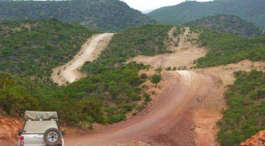 Rondreis Namibie