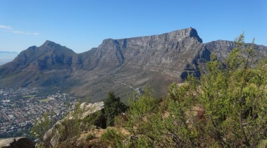 Weekje Kaapstad