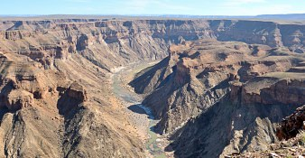 Fish River Canyon National Park